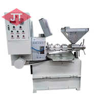Made In China Automatic Stainless Steel Peanut/ Sesame /Coconut/Soybean Screw Oil Press Machine