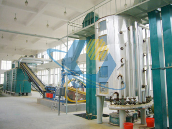 CE and ISO approved the newest technology crude rice bran oil processing plant