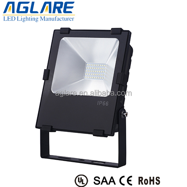 CE RoHS Bridgelux 10w 20w 30w 50w led smd floodlight ,ip65 led light <strong>flood</strong>