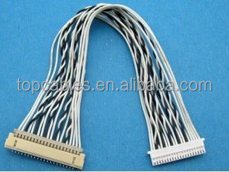 24 pin PSU, Yeonho connector wire harness, molding connector to crimping terminals wiring harness