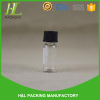1ml sample vial for laboratory use