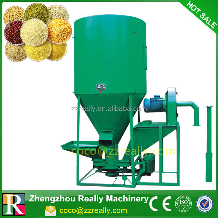 top design stainless steel feed mixer/animal feed mixer machine for sale