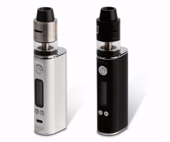 Jomotech VW & TC ultra 80w box mod with RDTA tank vape boxs