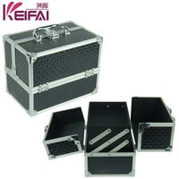 Most Popular Products Aluminum Frame Pretty Storage Boxes With Lids
