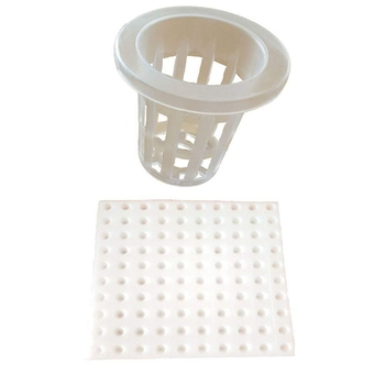 White Seed Nursery Germination Tray Foam Floating Seedling Tray from China manufacturer