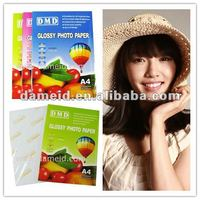 a4,a3 & letter size kodak photo paper glossy factory price for Epson/Canon/Hp inkjet printer