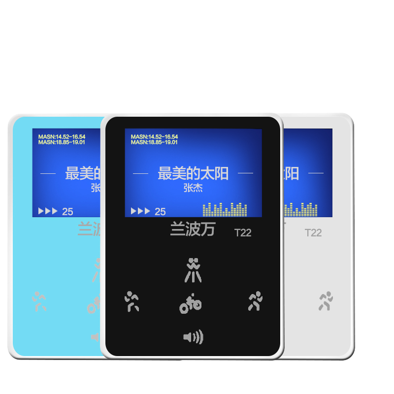 Sports <strong>MP3</strong>/MP4 Music Player Mini Student Walkman Portable eBook English Listening Card
