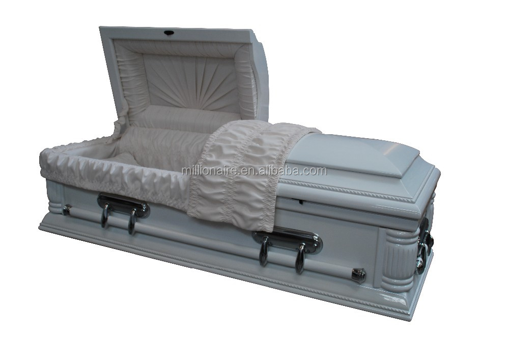 Luxury infant and baby casket