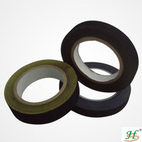 Rubber Adhesive Good Solvent Resistant Black Acetate Tape