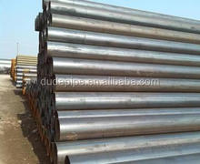 Q235 Carbon Welded Steel Pipe weld steel pipe Welded Tube Carbon Stock Sizes spiral welded steel pipe
