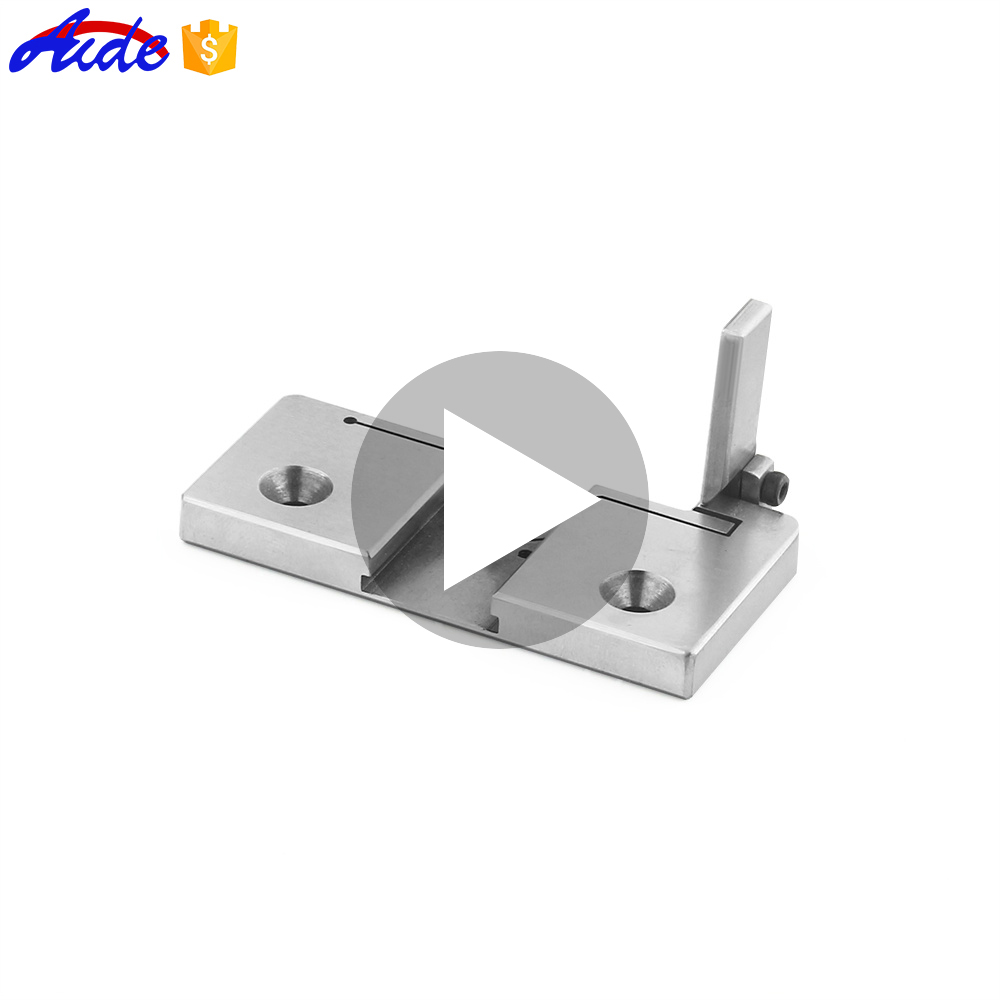 Auto spare parts 6061 anodized cnc machining aluminum