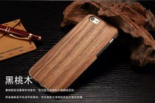 Wood Mobile Cell Phone Case Unique Handmade Wood Grain Phone case Skid Soft case for iphone