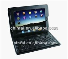 Accesories for Apple iPad Mini Leather case cover with wireless Bluetooth Keyboard