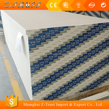 Waterproof Drywall / Waterproof Plasterboard / Waterproof Gypsum Board