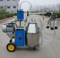 portable milking machines for cows for sale