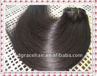 1b yaki straight Indian remy hair extension