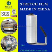 Manual Hand and Machine Cling/Shrink/Wrapping LLDPE/Plastic Stretch Film