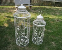Decoration Wedding Metal Large Bird Cage