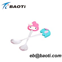 Ultralight Weight Titanium Spoon,Children Cutlery