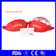Hot selling wholesale nylon material travel first aid kits