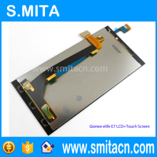 Tablet PC digitizer For gionee elife e7 lcd display with touch screen digitizer assembly black or white
