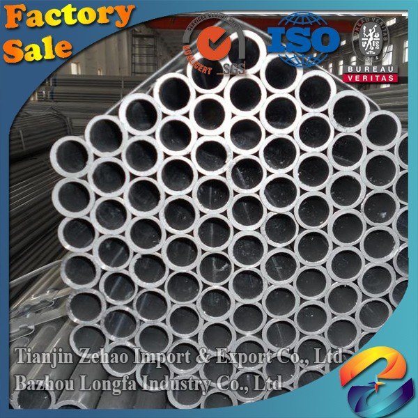 google business building materials large diameter pre galvanized carbon steel pipe price/Gi pipe