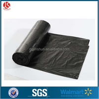 biodegradable plastic bag manufacturing trash bags(10pcs in a roll)