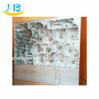 The new Chinese product aluminum alloy custom zinc die casting parts
