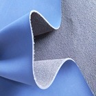 1.4mm nonwoven microfiber pu synthetic leather for shoes