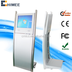 17inch lcd stand core i3,i5,i7 cpu solution kiosk laptop computer