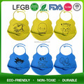 Innovation silicone feeding bibs soft and comfortable baby item