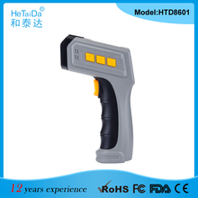 Adjustable Emissivity 8-point Circle Laser Thermometer for Industrial Thermometers
