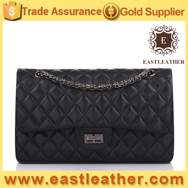 GL834 classical diamond chain design ladies' handbag at low price