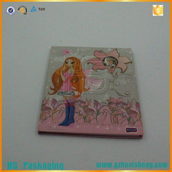 Sewing Binding Custom Stationery Cute Korean Style Notebook