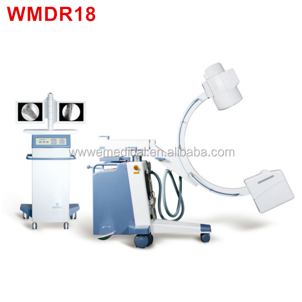 WMDR18 High Frequency competitive price of radiography x-ray machine types