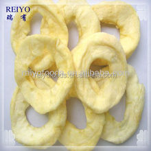 dehydrated fresh apple rings for sale