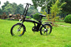 mini folding japanese bike electric for polyethylene container