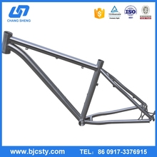 "Multifunctional titanium mtb bike 26"" fram customized with low price"