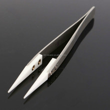 hot sell zircona ceramic electric tweezer