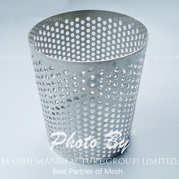 customized wire mesh filter cylinder