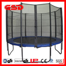10FT Big Round Trampoline[supplier to Wal-Mart 2012][Black]