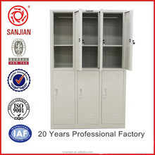 High Quality 6 Door Locker Steel Loker Kabinet Lemari pakaian