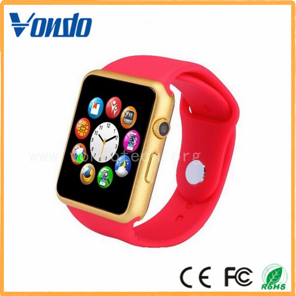 Touch screen bluetooth calling phone android smart watch for iphone samsung