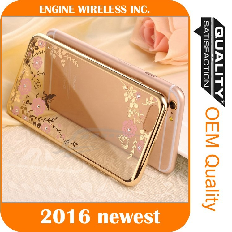 clear case pc tpu for iphone 6s case phone cover for iphone 6 slim case