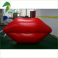 Amazing Red Promotion Decoration Inflatable Air Mouth Lip PVC Model Balloon
