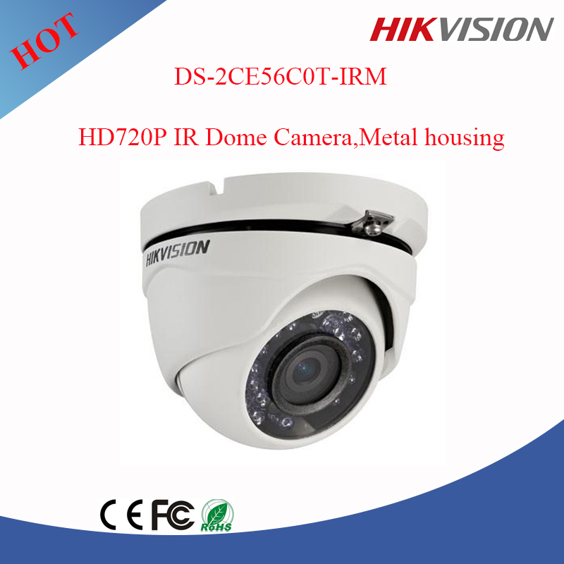 720P outdoor dome camera hd tvi cctv camera Hikvision brand