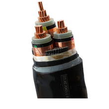 Copper conductor/XLPE insulation/Steel Tape Armored/PVC outer sheath Power Cable 3*25/70/95mm2