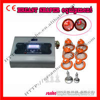 Vacuum Breast Enlargement Vibration Massage Equipment