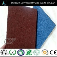 2015 newest Chinese cheapest rubber studded tile