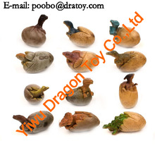 2016 The simulation of PVC toy dragon egg